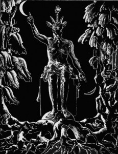 Ритуал вызова демона