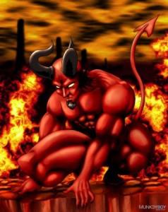 вызов Дьявола
