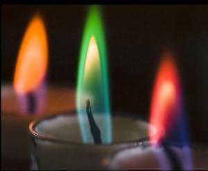 ритуал свечи
